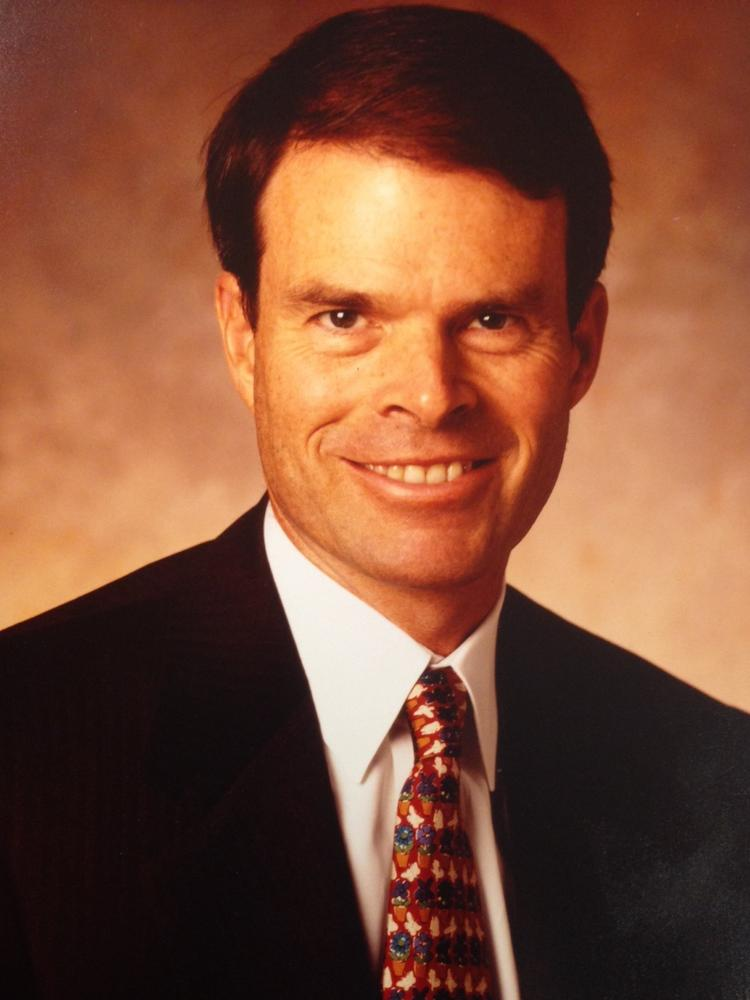 Craig McCaw, who lives in Hunts Point, Wash., is generally considered the founding father of the wireless industry. This photo, circa 1996, was taken around the time McCaw sold McCaw Cellular to AT&T Wireless for $11.5 billion.