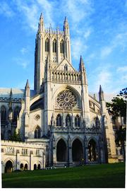 Washington National Cathedral, D.C.
