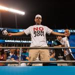 Bills fan group looks to players for support