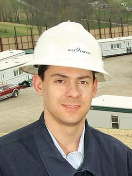 Rice Energy Inc. CEO Daniel J. Rice IV