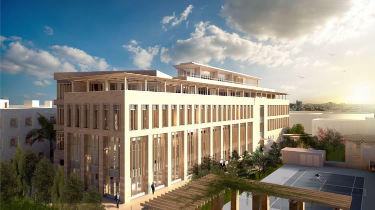 BL Harbert International will provide construction services for the Amman, Jordan U.S. Embassy rehab and renovation.