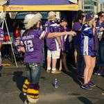 City may tighten area for Minnesota Vikings tailgaters