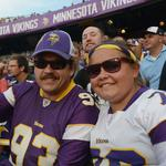 Scenes from the first Minnesota Vikings game of 2014 at TCF Bank Stadium (Photos)