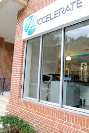 Seacoast National Bank's newest Accelerate office is located at 444 W. New England Ave., Suite 117, Winter Park 32789 .