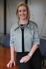 Now in Charlotte, Duke's <strong>Julie</strong> <strong>Janson</strong> thrust into corporate role