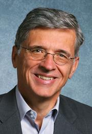 Tom Wheeler has been chosen by President Barack Obama to chair the Federal Communications Commission.