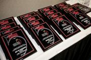 Finalists for the 2013 Healthiest Employers awards received these plaques.