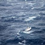 Drama on the high seas: Matson crew rescues three men trapped on sailboat under Hurricane Julio
