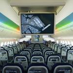 The knee jerk reaction: To recline your airline seat or not. Warning: Fighting may ensue.