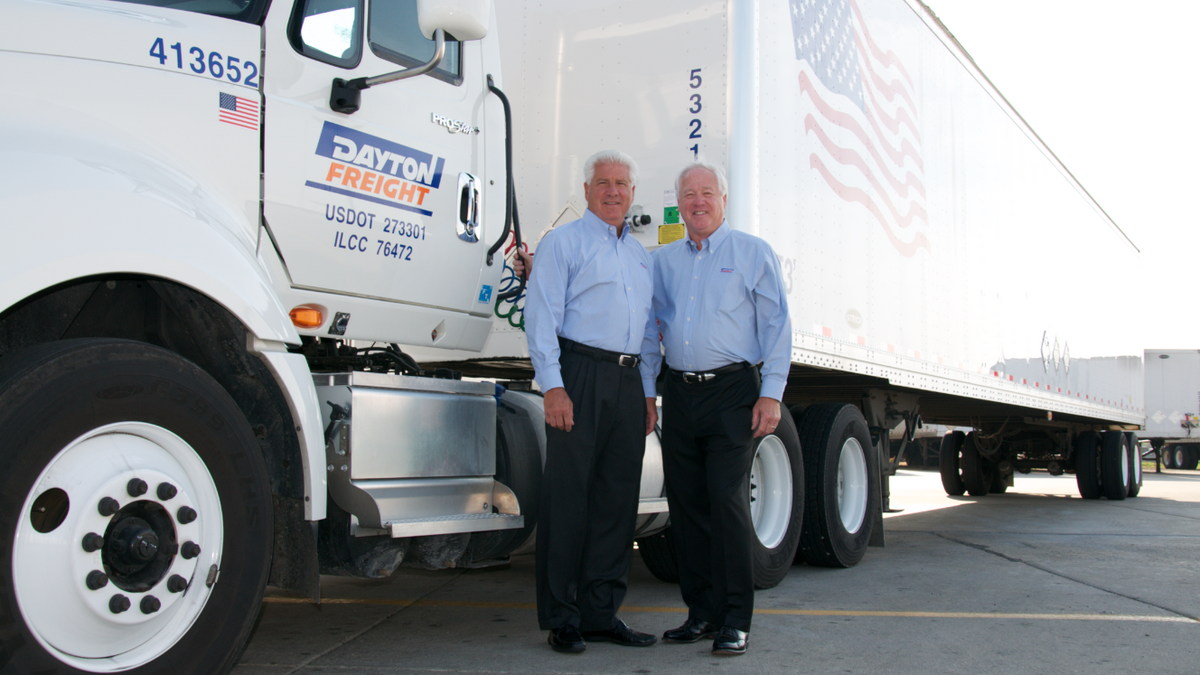 Dayton freight moves to bigger trucking facility minneapolis st paul business journal