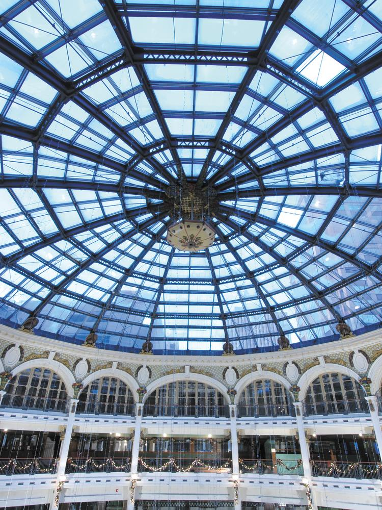 News around the Dayton Arcade was among the top five most-read stories this year.