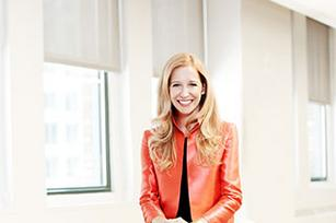 Glamming it up with Gilt Groupe co-founder Alexandra Wilkis Wilson