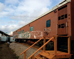 Would you work in a rail car? Here's your chance