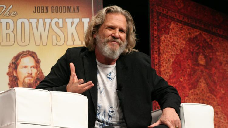 Jeff Bridges speaks at Lebwoski Fest 2011. Would Bridges' iconic character Jeffrey Lebowski, also known as The Dude, be a good fit in Washington?