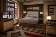 A look at the Homewood's planned guest rooms, which will be on floors four to eight.