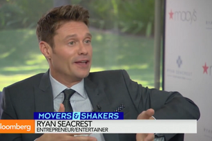 Ryan Seacrest wants Millennial guys to suit up (Video)