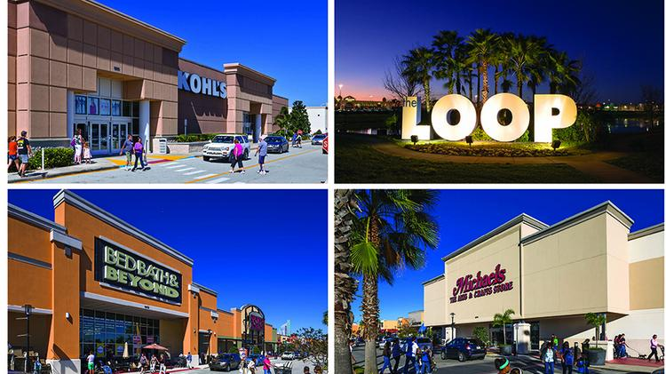 The Loop shopping center in Kissimmee sold for $116.9 million on Aug. 1.