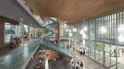 Portland State University will triple the size of its business school thanks in part to an $8 million donation from an alumni. SRG Partnership will design the $60 million project.