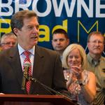 Brownback to lay out more of his new jobs plan in Wichita on Monday