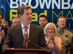 Brownback is floated for possible position in Trump cabinet