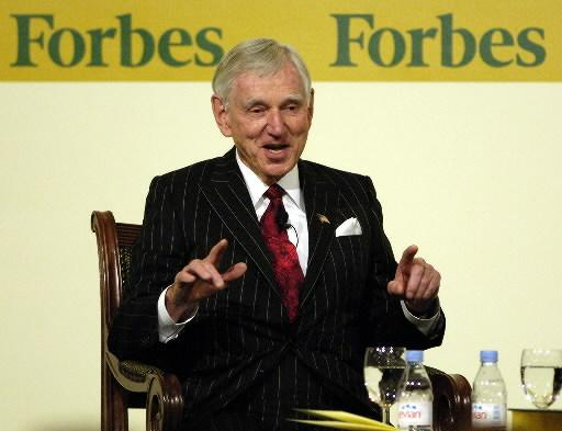 Billionaire David Murdock is the founder of the N.C. Research Campus in Kannapolis.