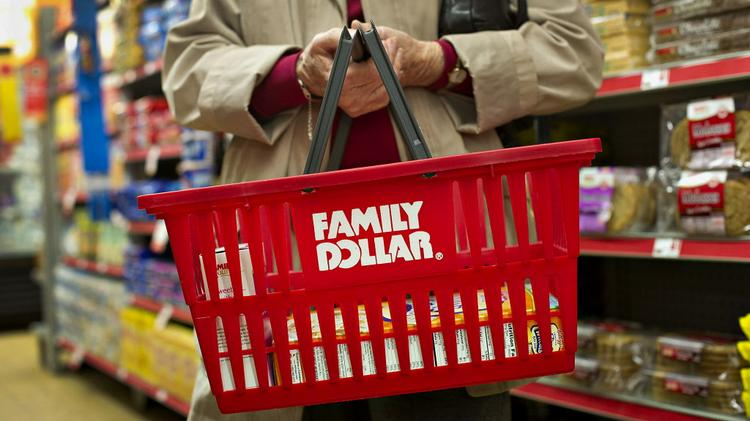 Family Dollar Stores Inc. (NYSE:FDO) is closing 30 stores in the Carolinas.