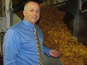 Chuck Shive is CEO of Dayton-based Mikesell's Snack Food Co.