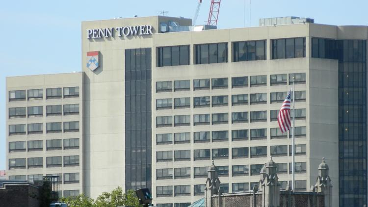 Penn Health System is planning to knock down its Penn Tower to make way for a new structure that will house 700 patient beds, 50 operating rooms and other health-care services.
