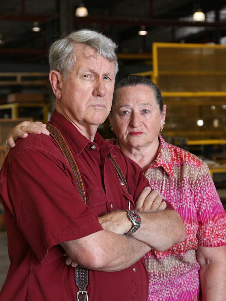 Neil R. and Ty Juana G. Hise are the owners of CEMCO, which is a manufacturing, engineering and manufacturing services company headquartered in Belen.