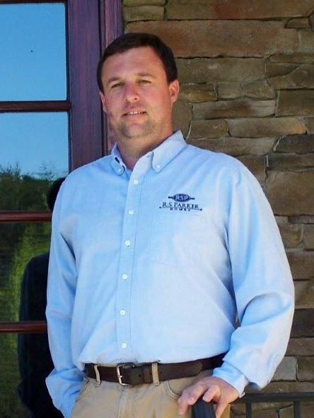 Justin Mendenhall is Triad regional manager for R.S. Parker Homes.