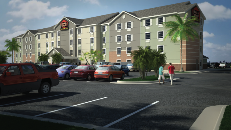 A rendering of Value Place opening in Davie