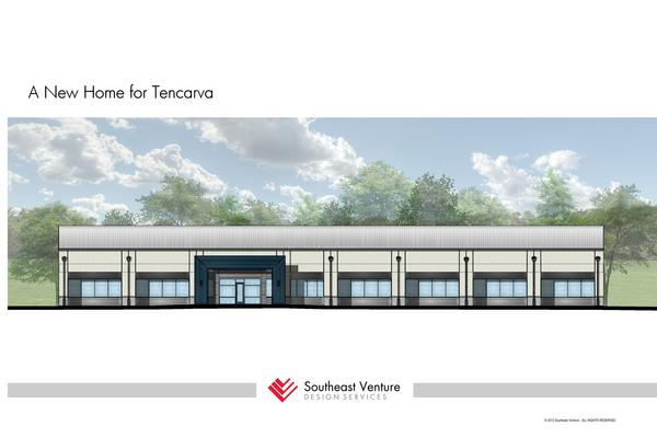Greensboro-based Tencarva Machinery Co. has started construction on a 23,000-square-foot office-service center in Nashville. – Greensboro – Triad Business Journal