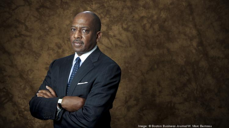 Steven Wright, executive partner at Holland & Knight's Boston office, says the lack of diversity in his field threatens Boston's status as a global business hub.