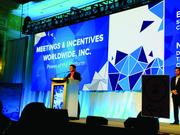 Meetings & Incentives Worldwide grew 46 percent from 2011 to 2013.