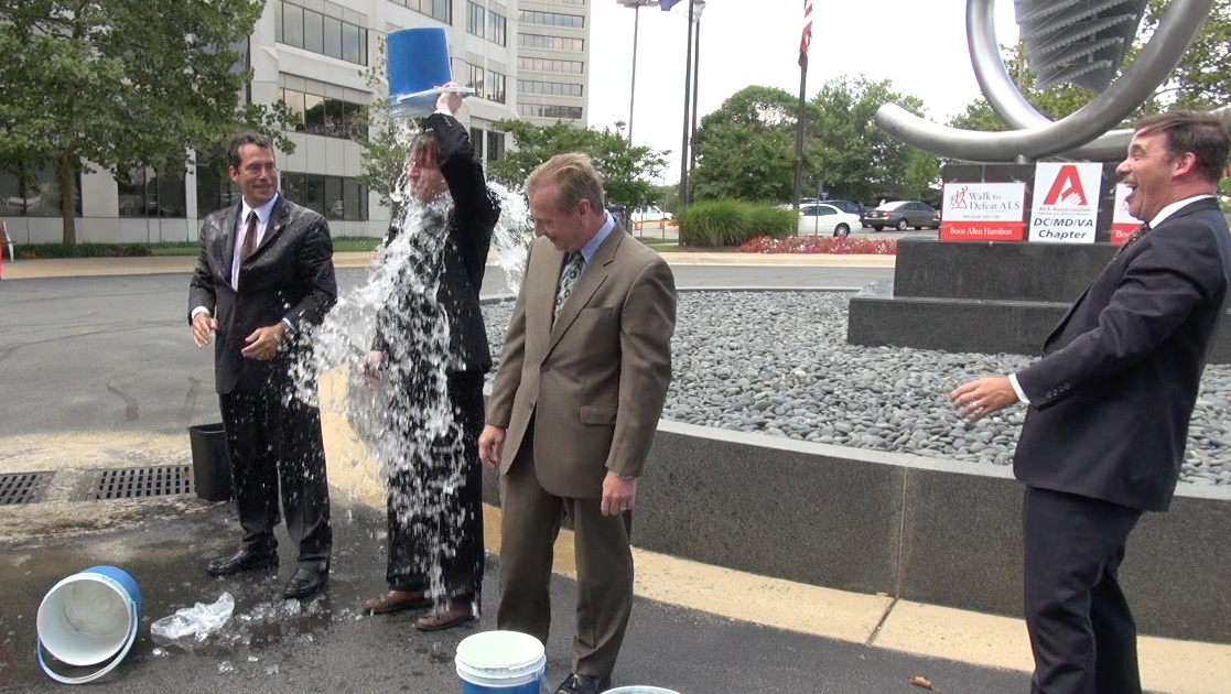 ALS Association's Barbara Newhouse calls 'Ice Bucket Challenge' a
