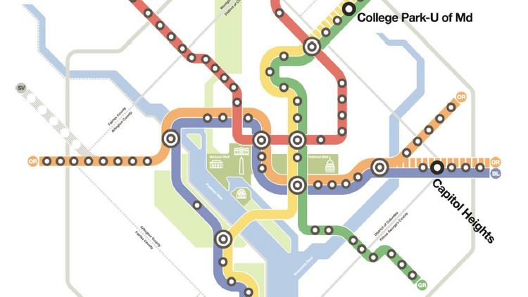 Metro opened up development opportunities at College Park, Capitol Heights and Huntington. The response — two bids.