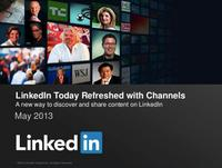 LinkedIn introduces channels service