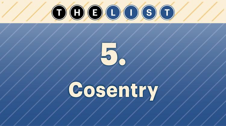 No. 5 Cosentry Square feet in use: 11,876  Location: Lenexa For more information, check out the 2014 top area data centers list available to KCBJ subscribers.