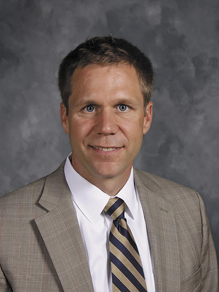 ​Jim McGuire is the director of college counseling at Louisville Collegiate School.
