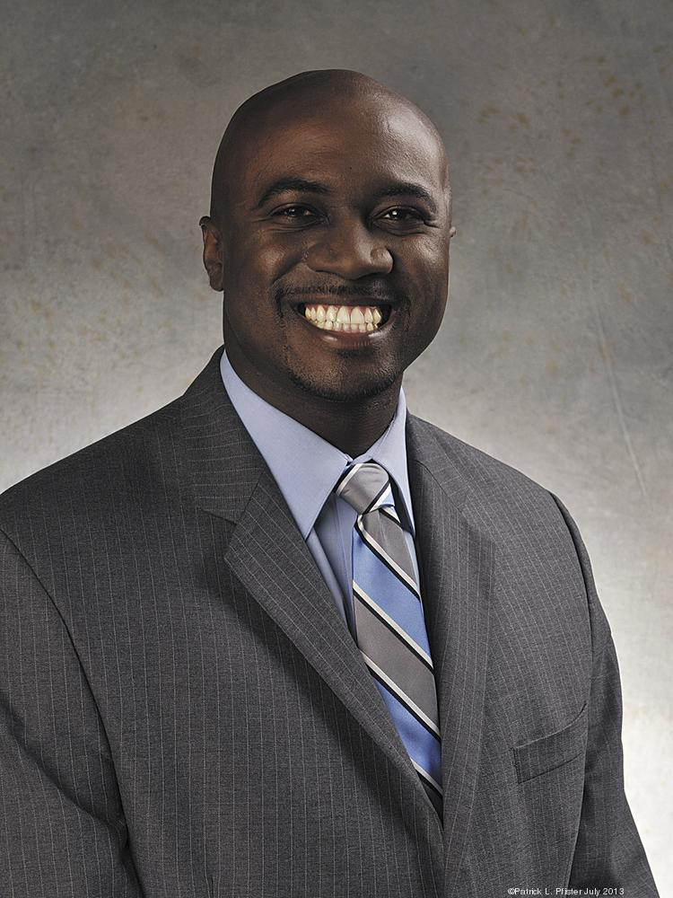 ​Jason L. Meriwether is vice chancellor for enrollment management and student affairs at Indiana University Southeast.