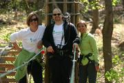 No. 8: Sequoia Holdings Inc., a Reston cybersecurity provider for government and commercial clients, holds team building events like zip lining, mud runs and zombie runs.