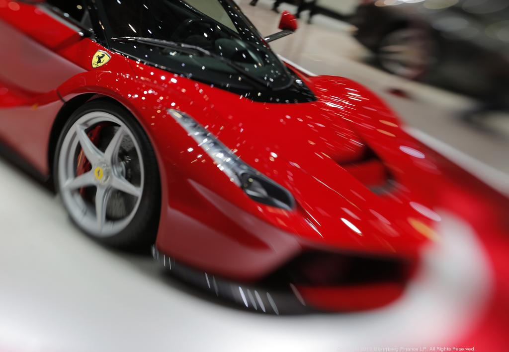 Ferrari Rolling Into The Woodlands Houston Business Journal