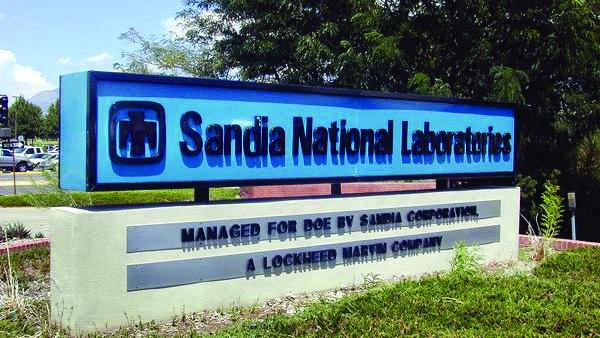 Sandia Labs and other research institutions could feel unintended consequences of the TROL Act. (File photo)