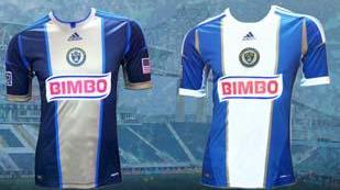 Bimbo will have its name on Philadelphia Union jersey's for another five years.