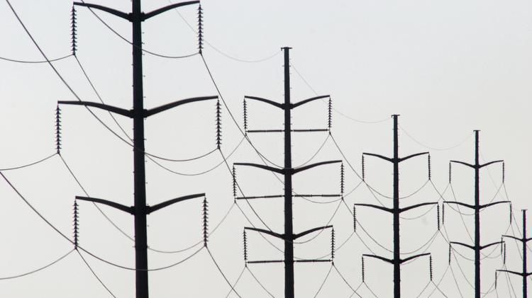 Power demand is much lower than projected for August thanks to the cooler temperatures.