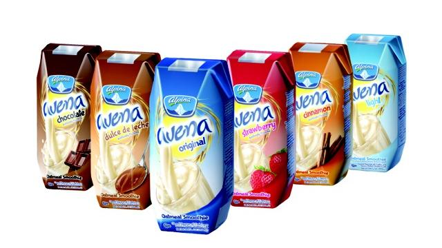 Alpina makes (and sells) oatmeal drink in Western New York - Buffalo ...