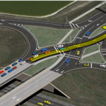 Jacksonville could be one of first in state to get cutting-edge interchange design