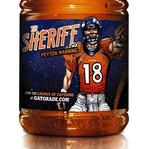 Peyton <strong>Manning</strong> becomes comic book hero for Gatorade (Video)