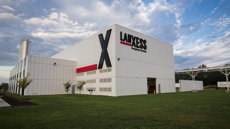 Lanxess will double its investment in Gaston County with a $15 million expansion of its lightweight-plastics facility.