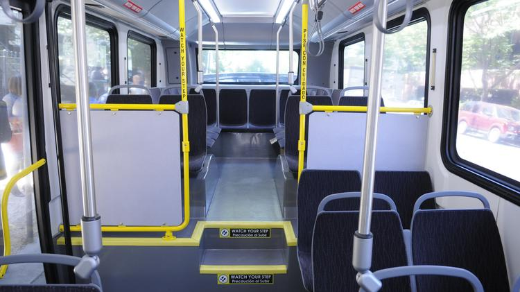 Sacramento Regional Transit got a sneak preview and listen to how quiet an electric bus by Proterra is.